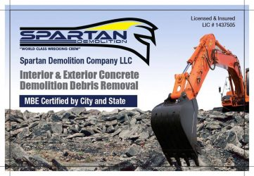 Spartan Demolition Company LLC